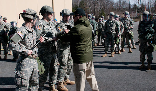 MANG and Canadian Forces Partnership | Massachusetts